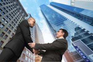 Handshake, Business, Businessman.